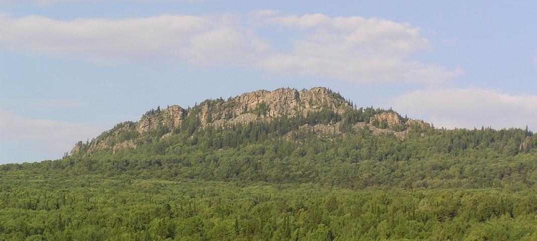 Караташ, гора Уфа, Башкортостан