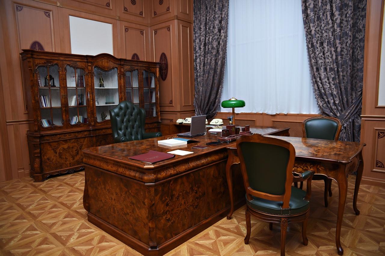 Музей Черномырдина