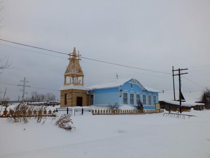 церковь в Полудённой