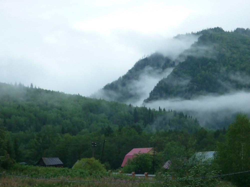 Поселок Айгир