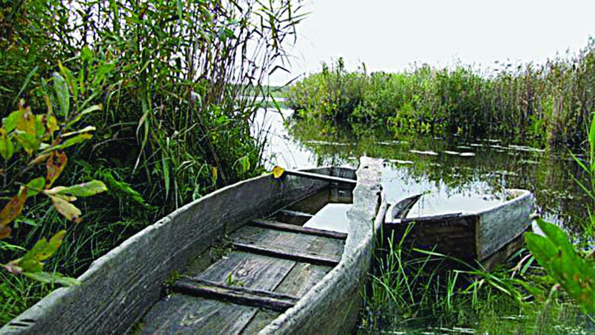 озеро Гальяново, Рудянское