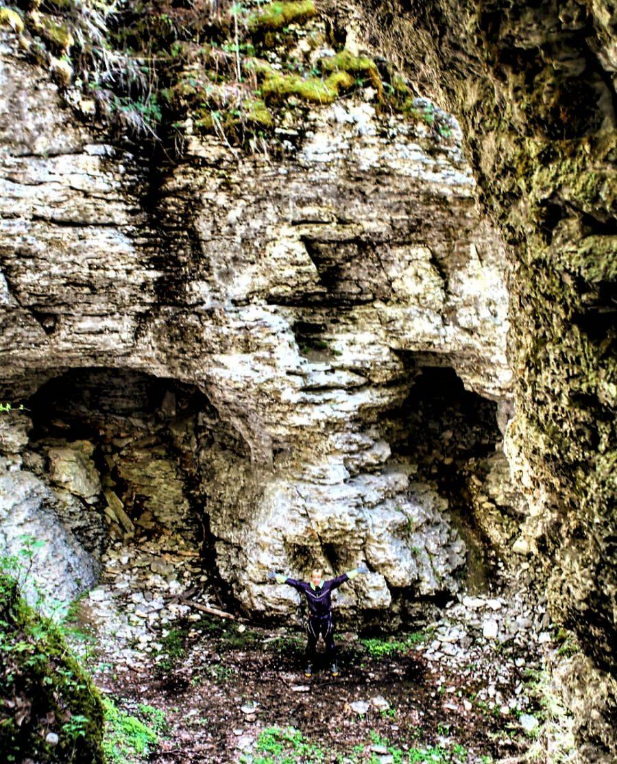 Пещера Череп, Пермский край
