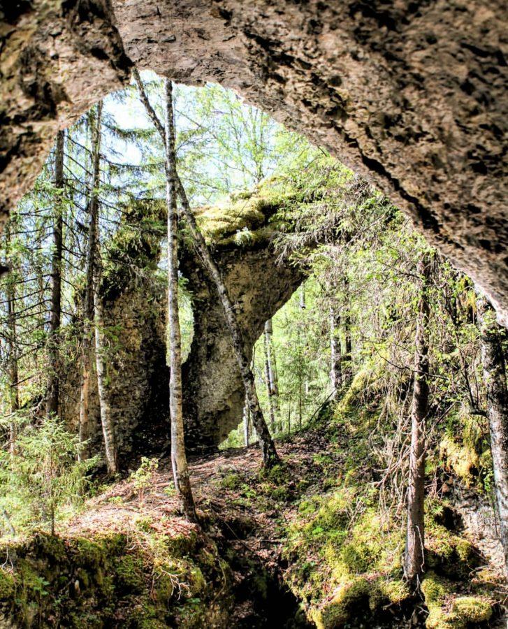 Пещера Медео, Пермский край