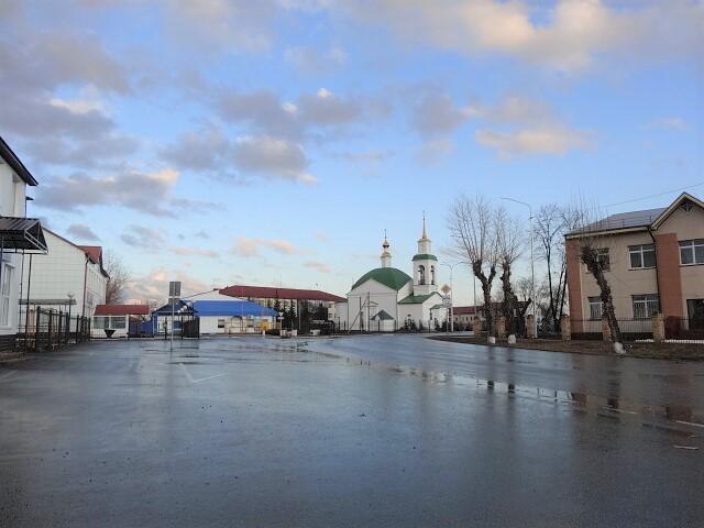 Тюменская область, Абатский район, село Абатское, малые города, река Ишим, Малые города - удивительные достопримечательности,