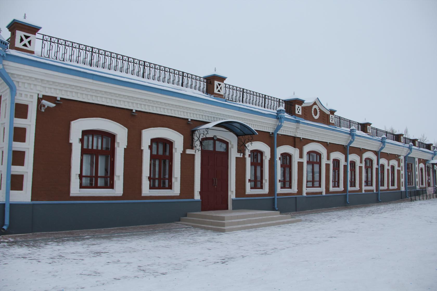 Малые города 2020: Ялуторовск — интеративная карта достопримечательностей