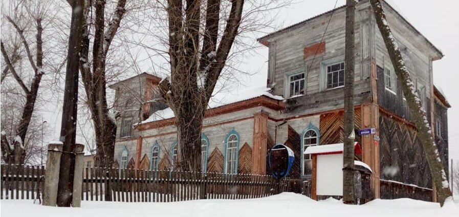 К вопросу топонимике населенных пунктов Чусовского района