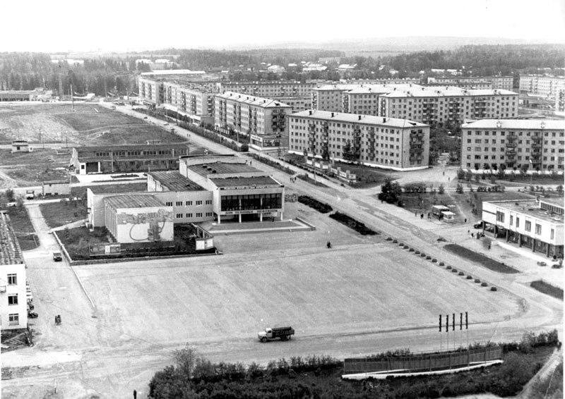 Малые города 2020: город Чернушка, Пермский Край — интерактивная карта