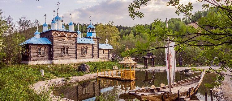 Немузейный музей – Парк истории реки Чусовой