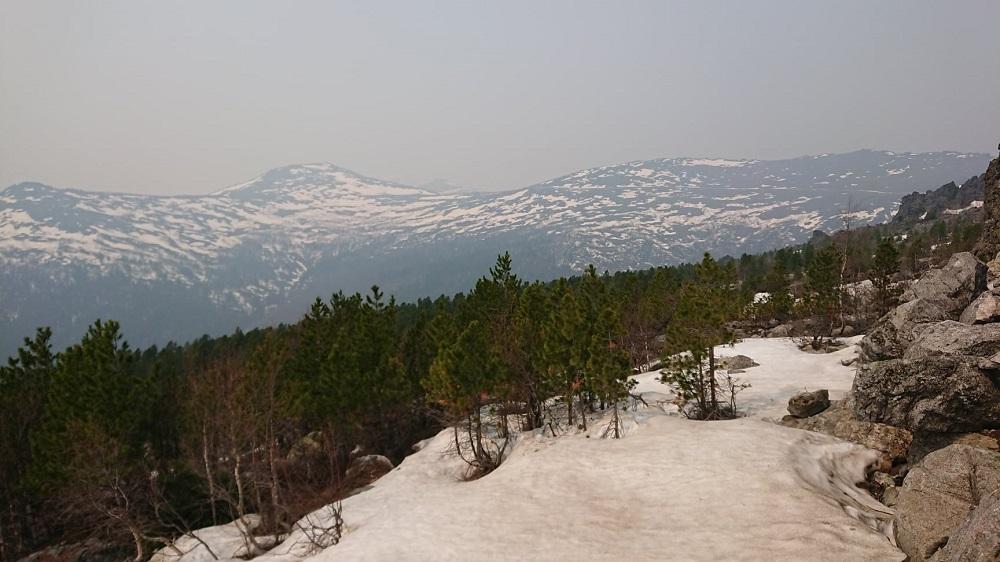 Вид на Конжак