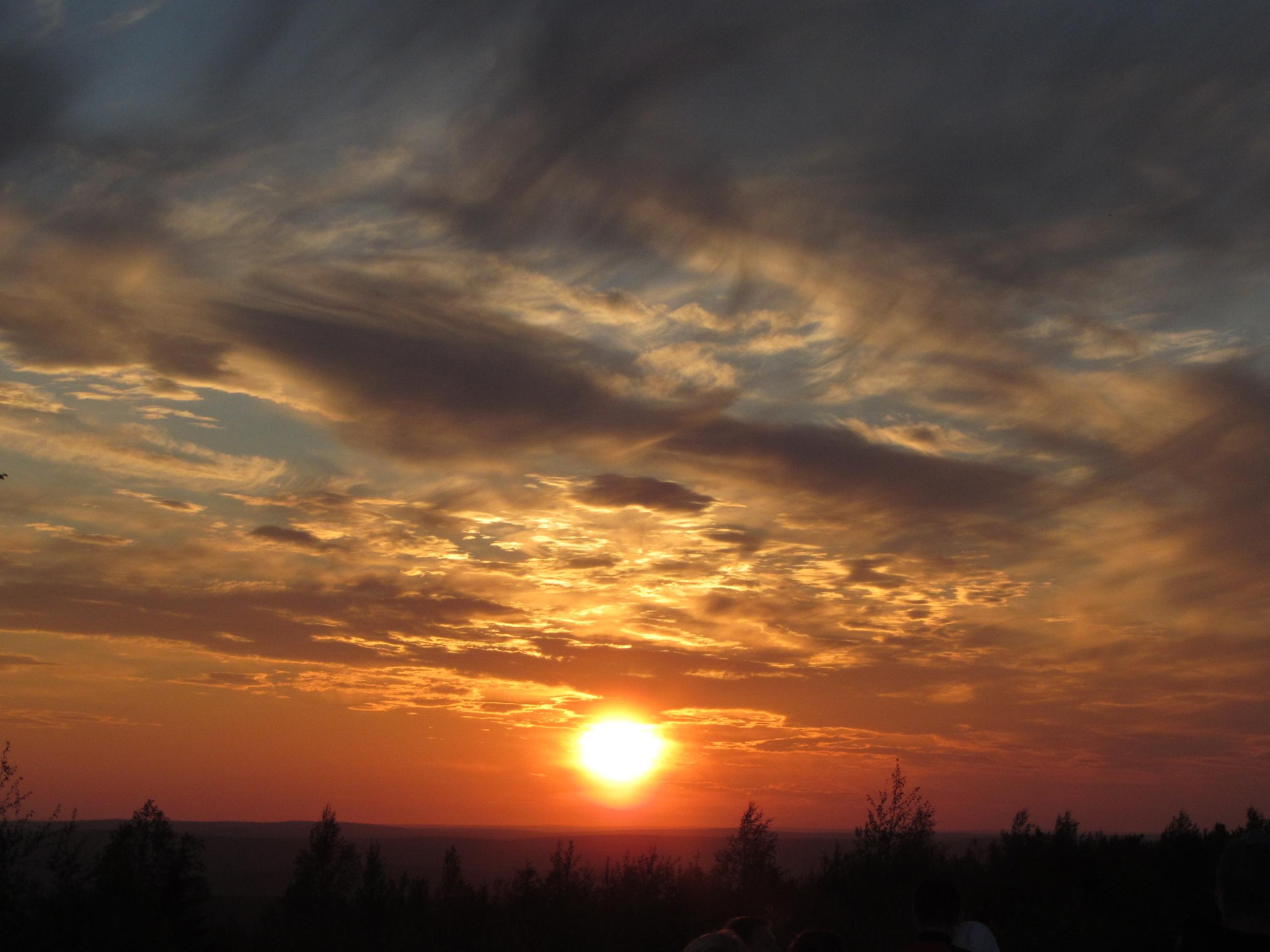 Губаха, гора Крестовая