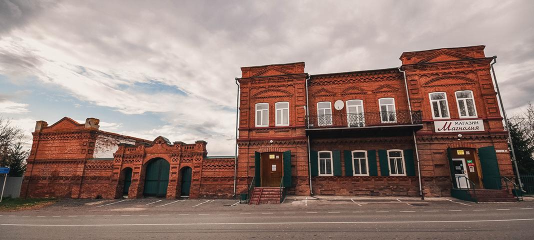 Где поесть и остановиться на ночлег в Заводоуковске?