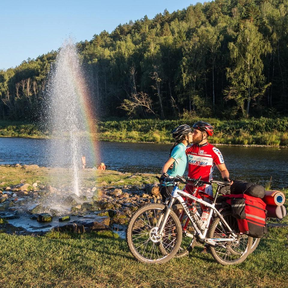 Айский фонтан, Башкортостан