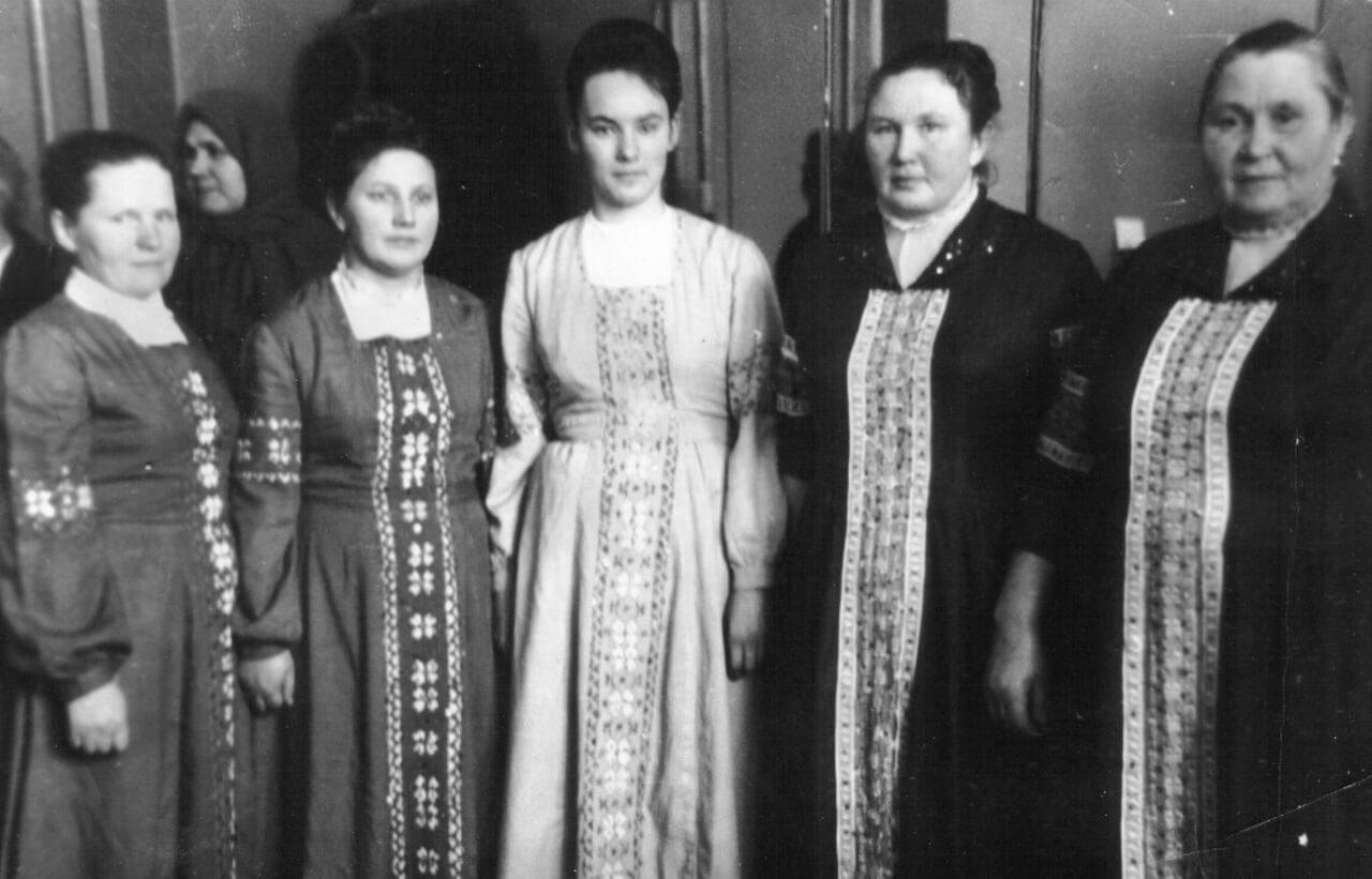 Село Акинфиево, сельский хор