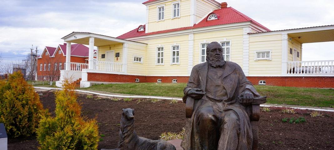 Музей семьи Аксаковых в Надеждино