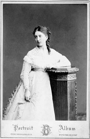 Ольга Григорьевна Аксакова