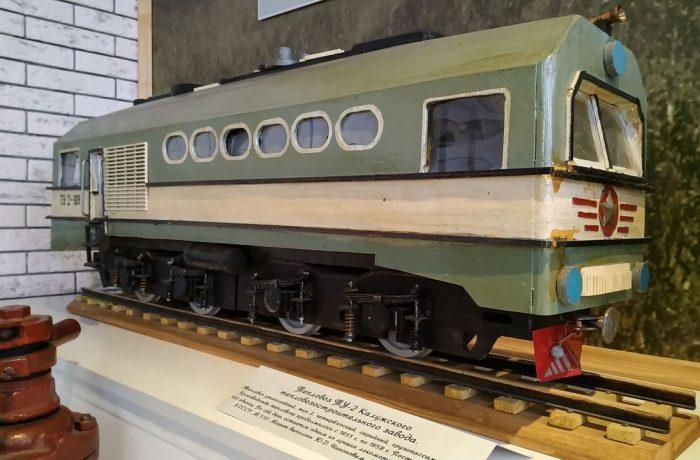 Музей Алапаевской узкоколейной железной дороги