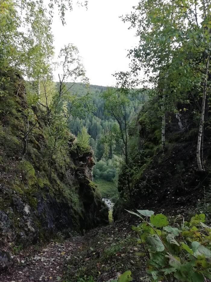 Аликаев Камень, Марьин Утес
