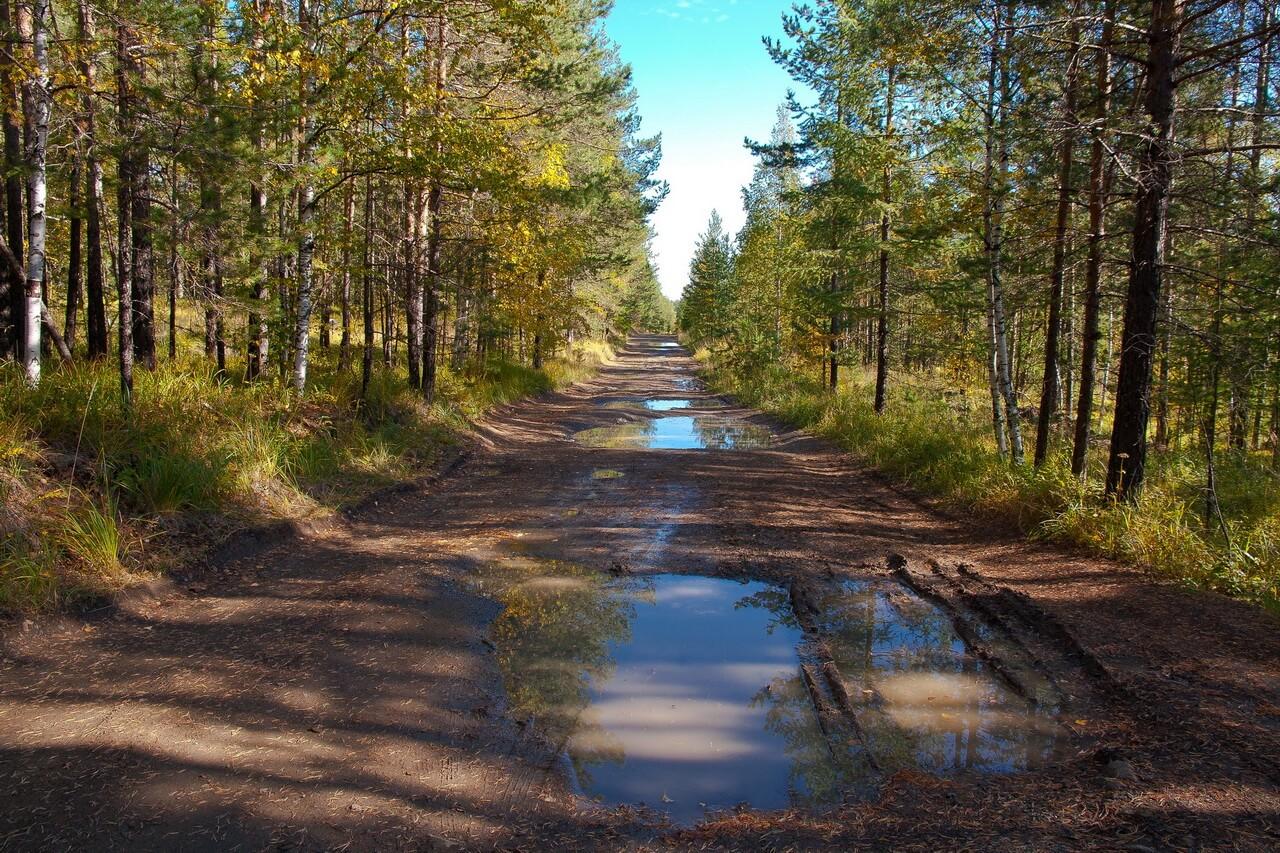 Затопленные Анатольско-Шиловские карьеры, Свердловская область
