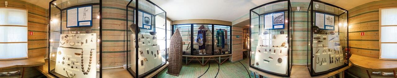 Археологический музей-заповедник, Андреевские озера, Тюменская область