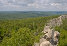 Аракульские шиханы, Челябинская область