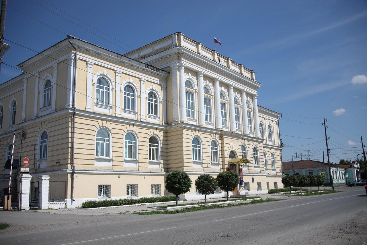 Здание Земской управы, Камышлов
