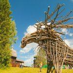Арт-проекты фестиваля KAMWA-2018 в Хохловке