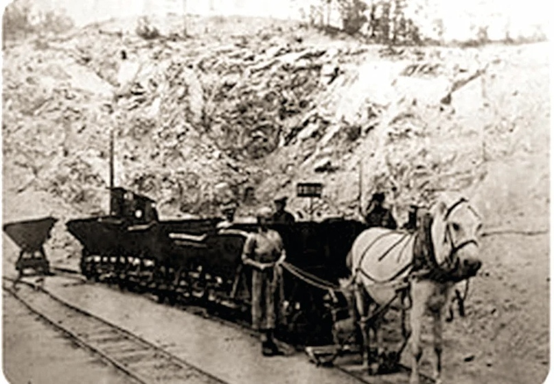 Асбестовская узкоколейная железная дорога (АСБОЖЕЛДОРОГА)