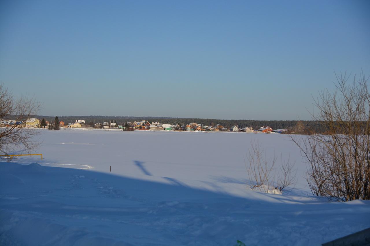 Атигский бор, Атигский пруд, Атиг, Свердловская область
