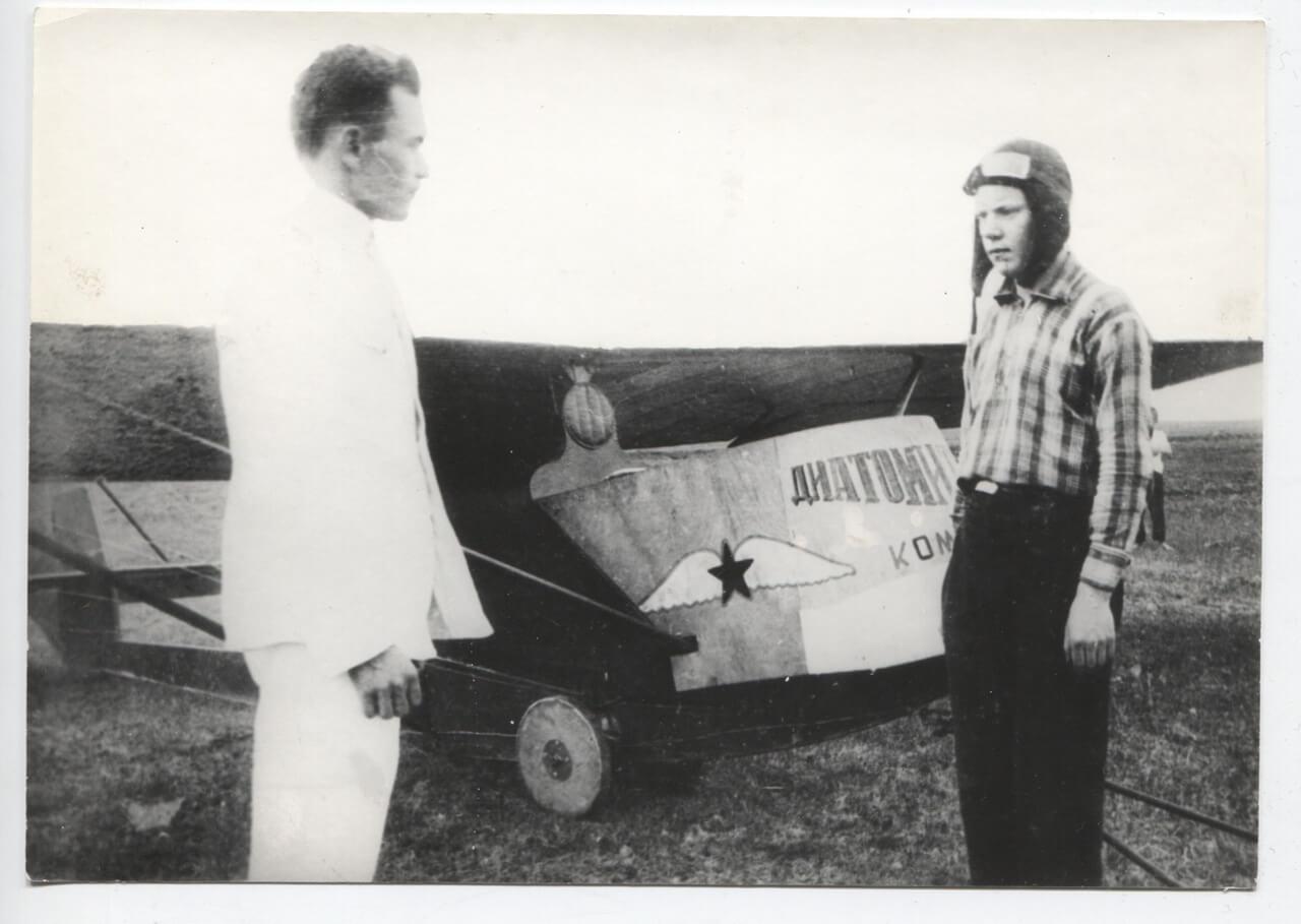 Камышловские авиаторы