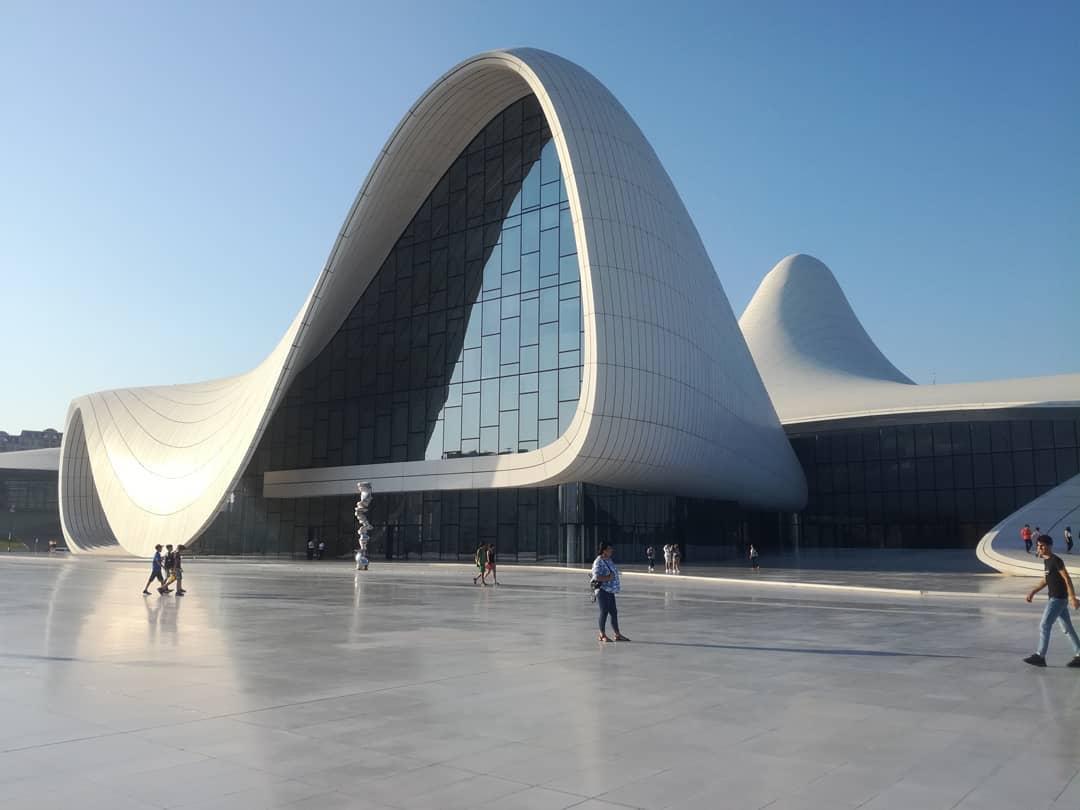 Из Екатеринбурга в Азербайджан на машине с семьей