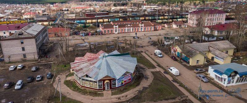 Достопримечательности города Верещагино. История пошивочной мастерской