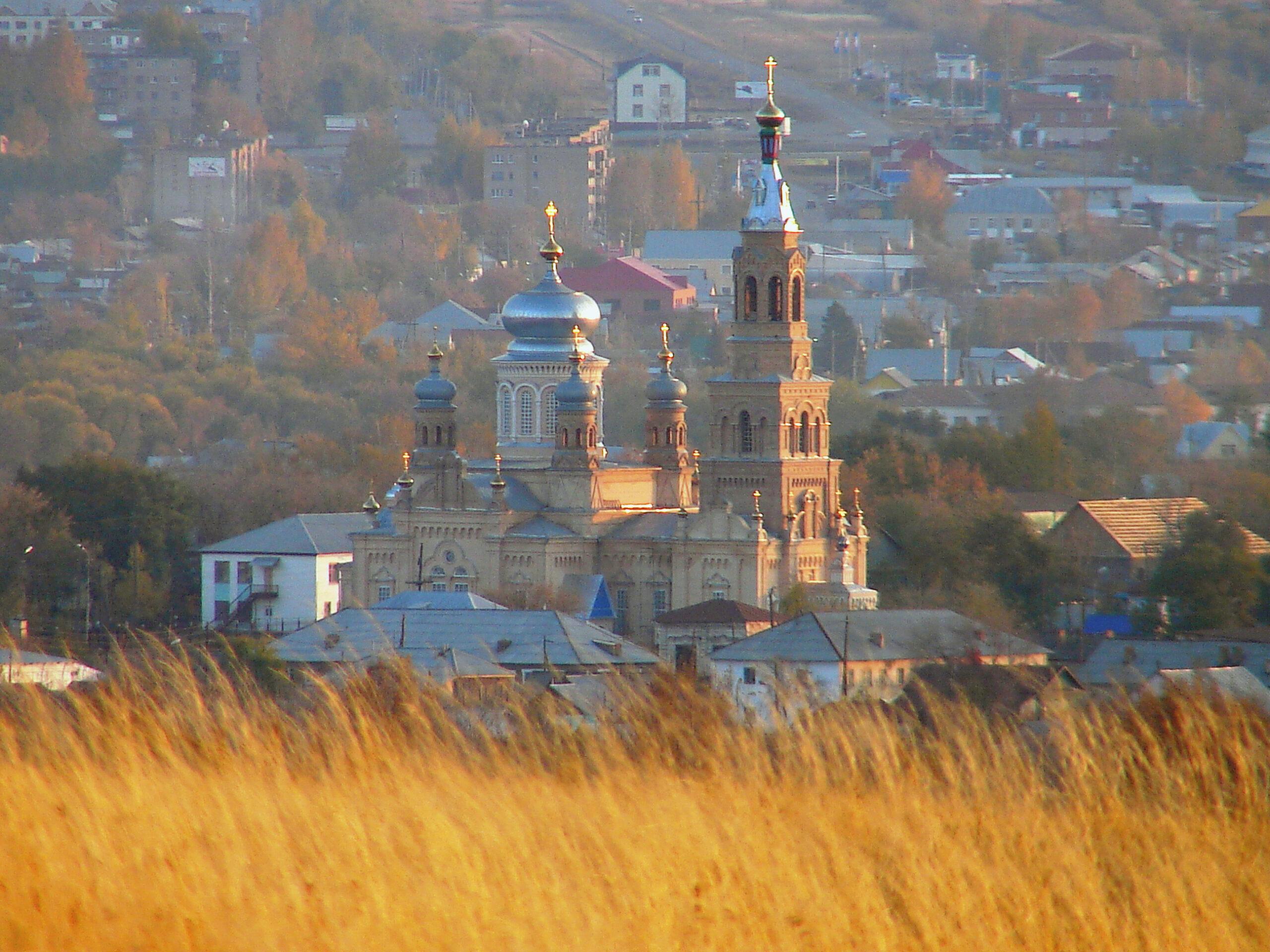 Малые города - удивительные достопримечательности -2020: Сорочинск — интерактивная карта