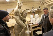 На тропу здоровья в Берёзовском установят скульптуру Маугли