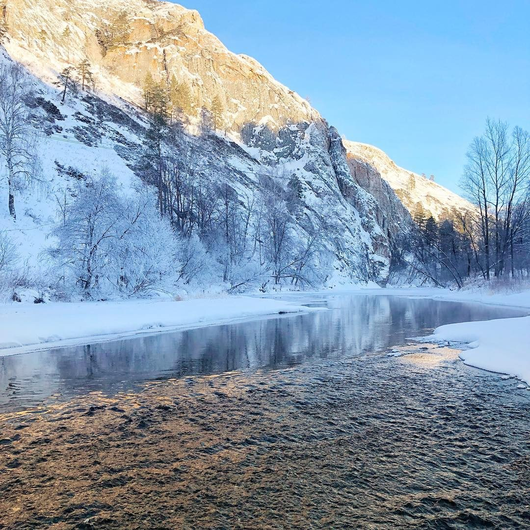 Мурадымовское ущелье, Башкортостан, Башкирия, Южный Урал