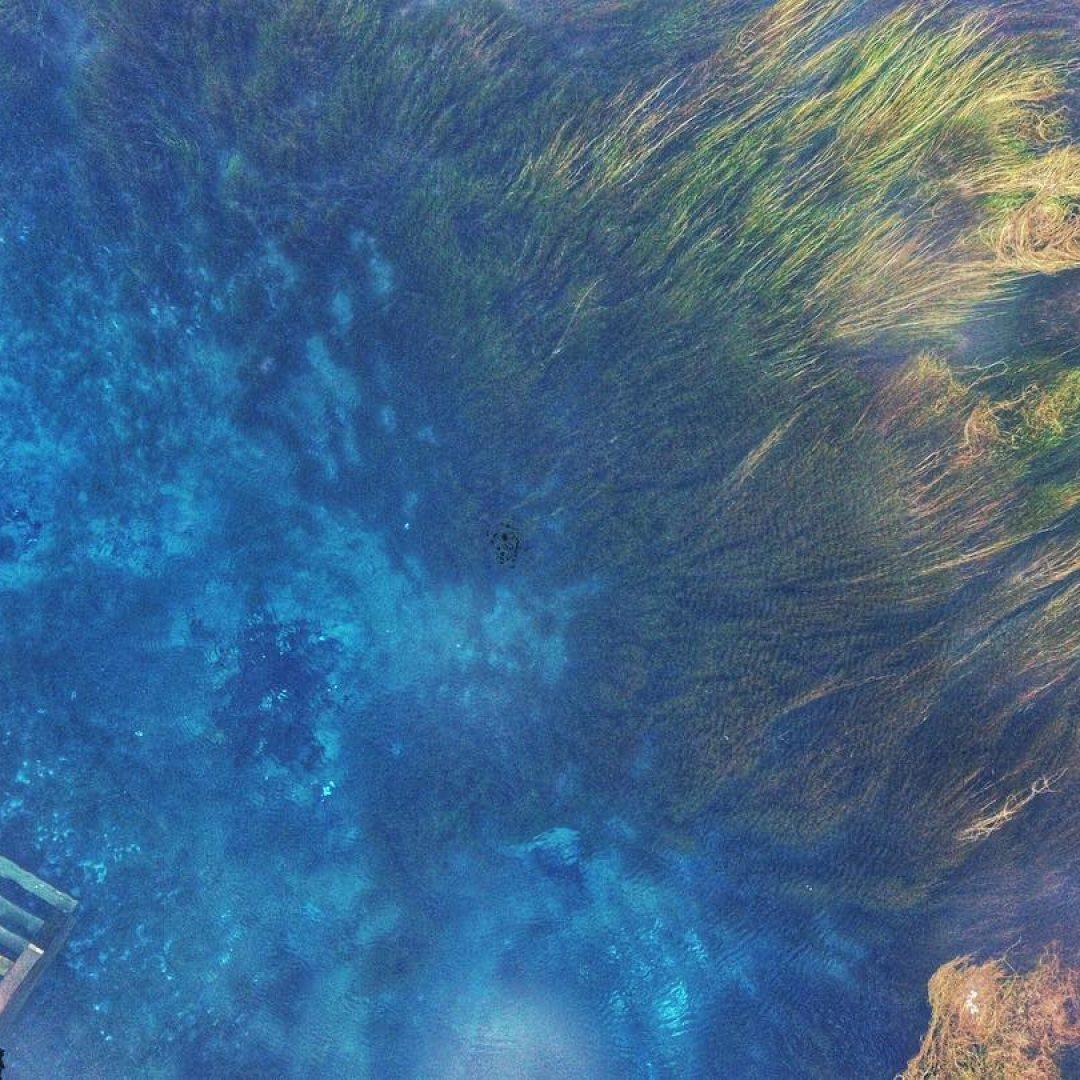Голубое озеро, Башкортостан, Башкирия, Южный Урал