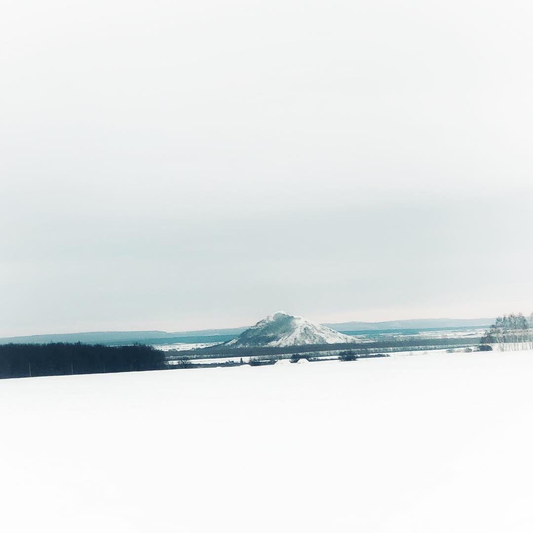 Стерлитамакские шиханы, Башкортостан, Башкирия, Южный Урал
