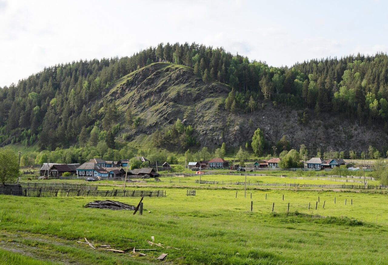 Село Ишля