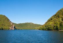 Башкирское кольцо: Нугушское водохранилище