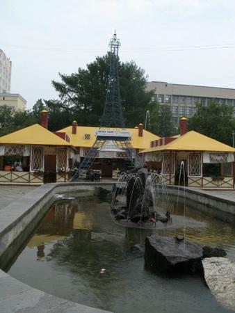 Необычные памятники и арт-объекты Екатеринбург