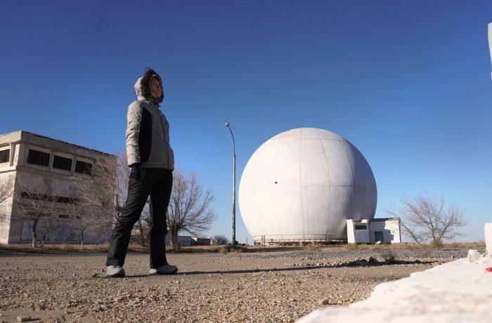 Резервная антенна для пилотируемых запусков. На консервации