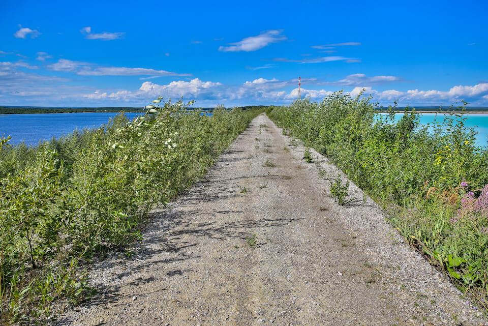 Белое море, Березники, Шламонакопитель, Пермский край