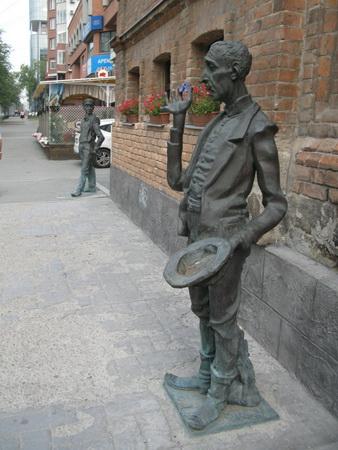 Необычные памятники и арт-объекты Екатеринбурга
