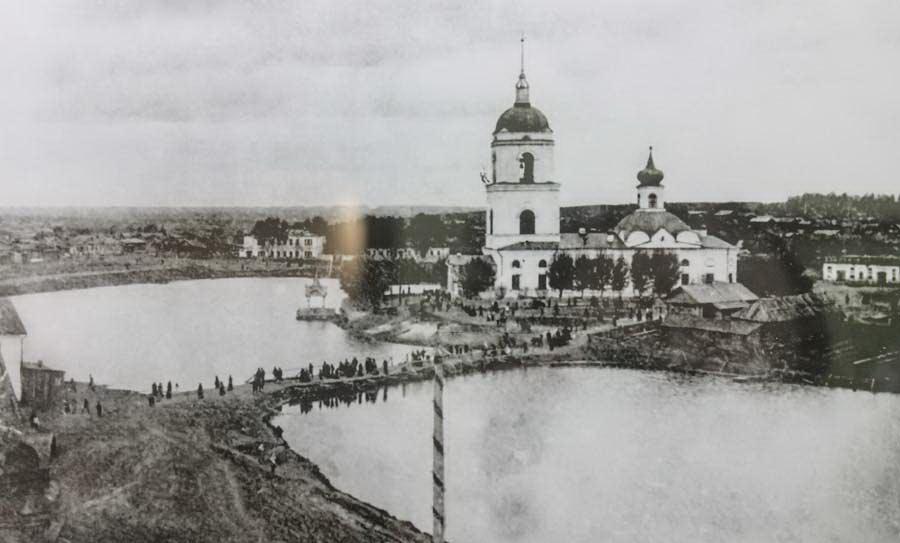 Пророко-Илиинский храм, Березовский, Свердловская область