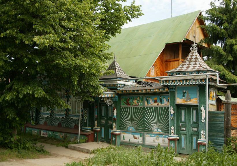 Дом Вольхина, Березовский, Свердловская область
