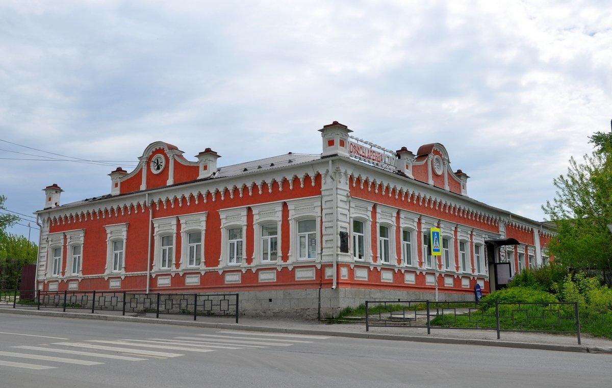 Дом купчихи Бойцовой, Березовский, Свердловская область