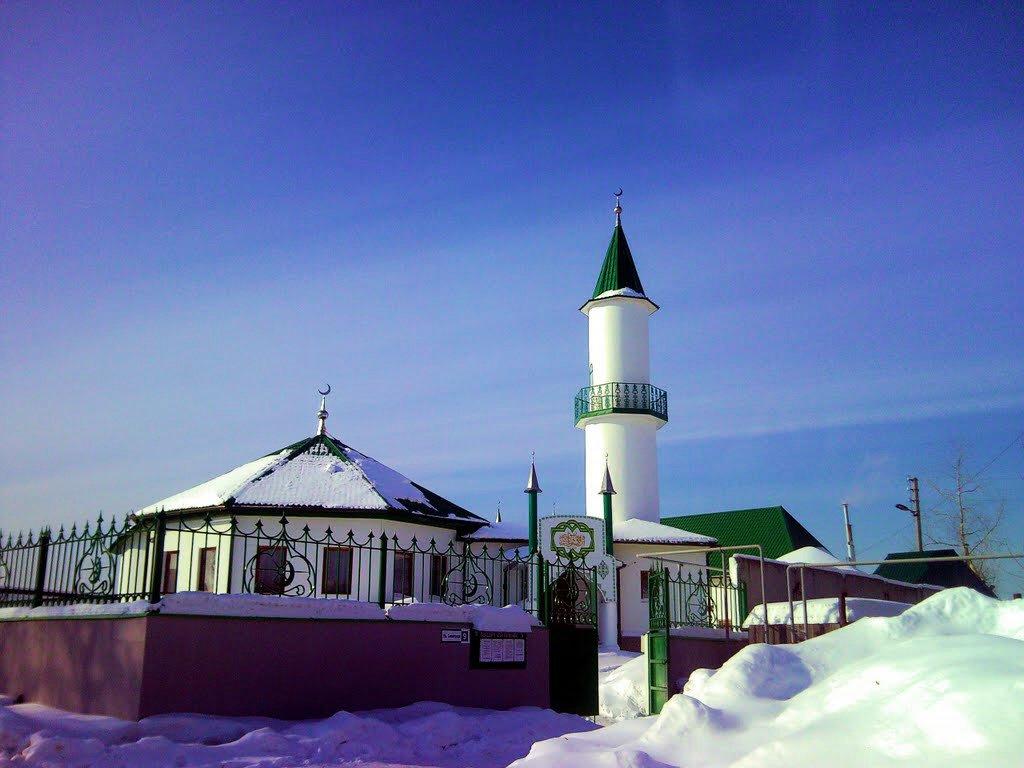 Мечеть «Айгуль», Березовский, Свердловская область
