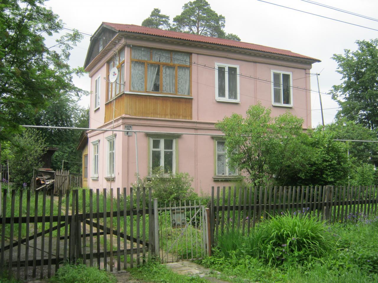 Первый панельный дом, Березовский, Свердловская область