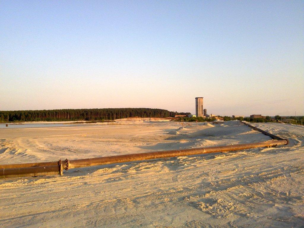 Березовские пески, Березовский, Свердловская область