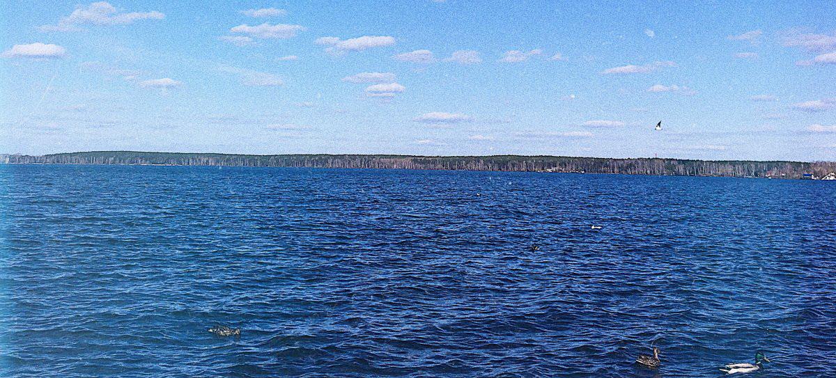 Озеро Шарташ, Свердловская область