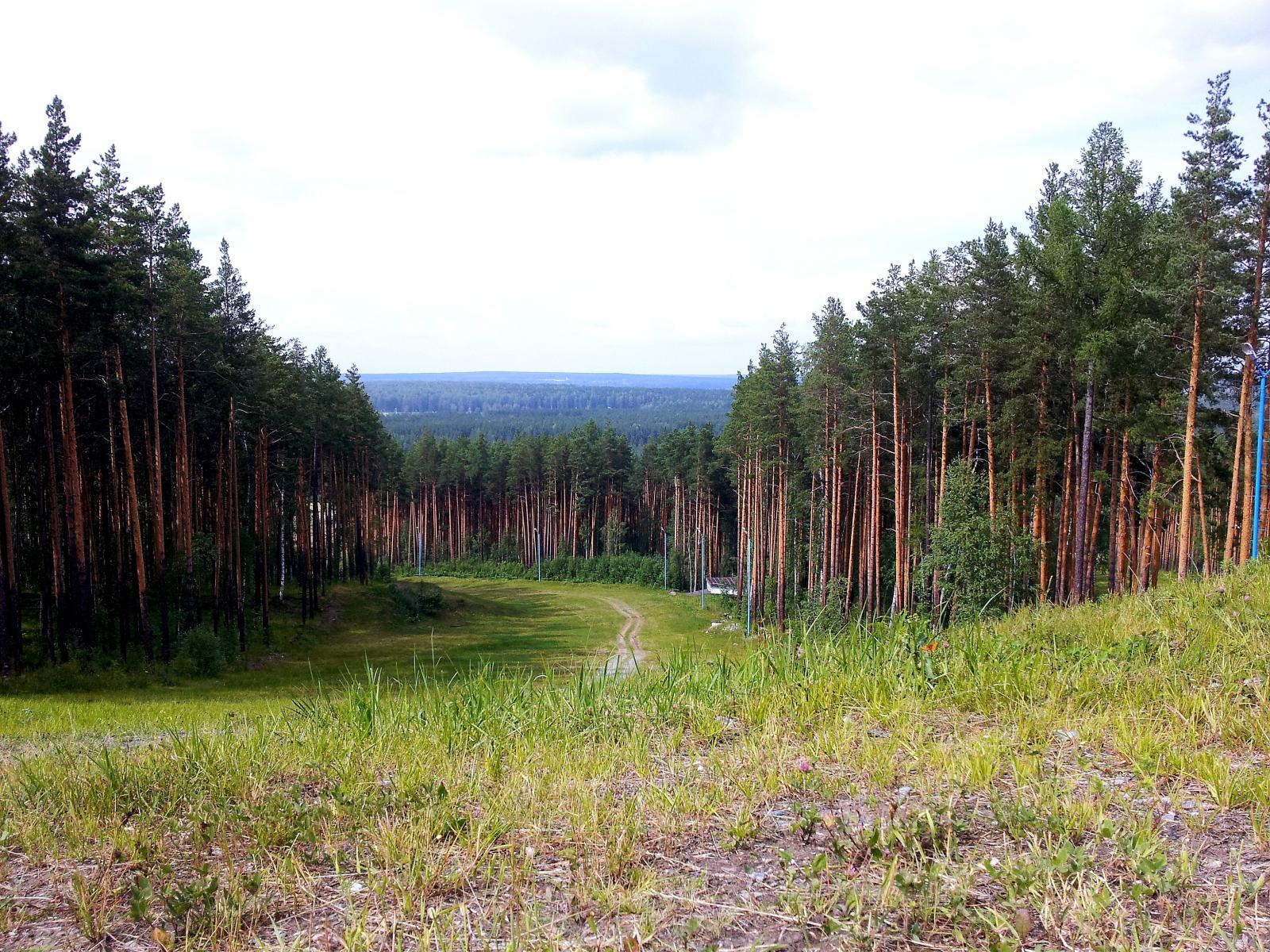 Гора Лиственная, Свердловская область